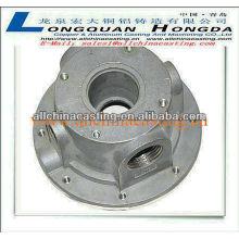 Fundición de aluminio, piezas de fundición, pieza de fundición