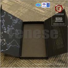 Exquisita caja de embalaje de papel de teléfono celular