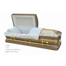 Cercueil de bronze (ANA)