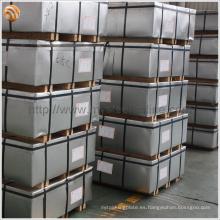 T2-T4 BA 2.8 / 2.8gsm Contenedores de Metal Usado bobina de hojalata electrolítico con precio competitivo