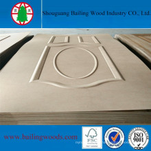 3mm High Quality Plain Moulded Door Skin