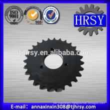 Roller chain sprocket Plate wheel with black oxide Manufacturer