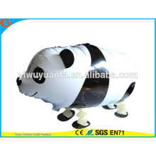 Panda animal del animal del juguete del globo del animal doméstico del diseño de la novedad para el regalo del niño