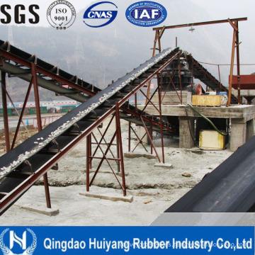 Cinta transportadora de goma del cordón de acero de DIN22131 St630-St7500 con el SGS