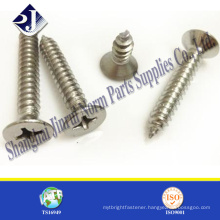 phillip countersunk head self tapping screw