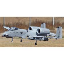 Venta caliente eléctrico teledirigido juguete RC A10 avión