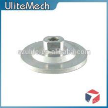 Shenzhen custom fabrication mass production aluminium block for machining