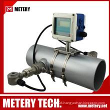 Double channels ultrasonic industrial water meter MT series