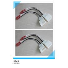Custome Electric Radio Speaker Wire Harness Adapter Plug