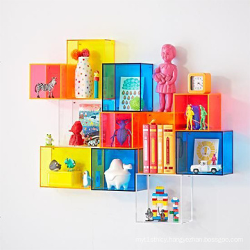 Acrylic Display Box, Store Acrylic Display Rack