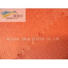 Telas de pana de banda elástica de algodón de 14W