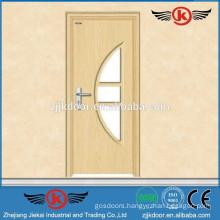 JK-P9001pvc door/pvc toilet door /pvc door design