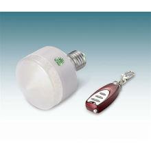 Electrónico LED de control remoto de luz 5W E27