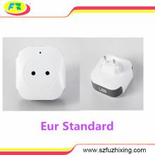 Intelligent EU Standard Wifi Smart Power Socket