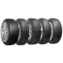 Neumático radial de alta calidad del neumático del coche de la marca de Hilo