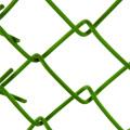 Oro Diamante malla de alambre / cadena enlace cerca temporal