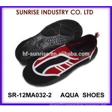 SR-12MA032-2 Popular men aqua shoes water shoes surfing shoes water walking shoe beach shoes for water