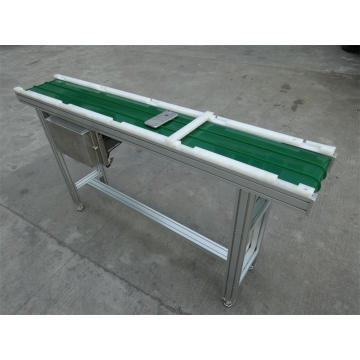 Mini Green Belt Conveyor en venta