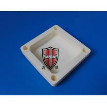 square shape alumina ceramic circuit board insulator