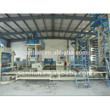 Hot sale new cement / sand block making machine for sale in China
