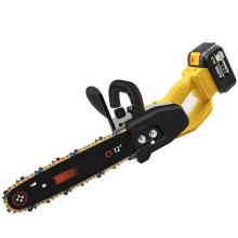 sierra de cadena eléctrica sierra de podar recargable inalámbrica