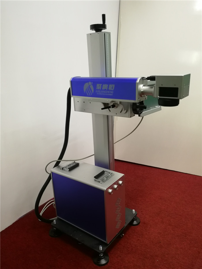 Wood And Ceramics Co2 Laser Marking Machine