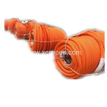 HMWPE Rope With Polyester Jackest