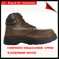 DESMA PU/RUBBER steel toe safety shoes