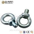 Rigging Chin Suppier Galvanized Bolt and Nut