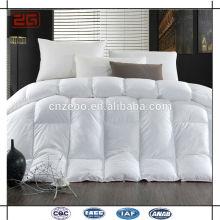Hochwertige Handelsversicherung Guangzhou Herstellung Gebraucht Hotel Duck / Goose Down / Microfiber Duvet / Quilt