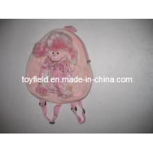 Mochila de pelúcia Animal Stuffed Plush Bag