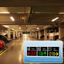 F5 Écran de message à trois directions de la couleur LED