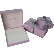 Paper Jewelry Boxes for Packing and Shopping