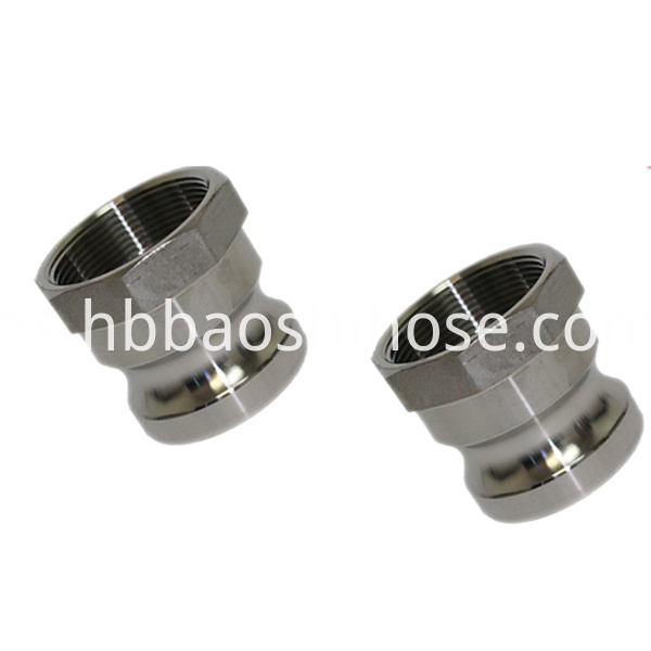Oil Pressure Quick Coupling