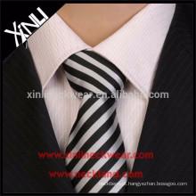 Nó perfeito 100% Handmade poliéster Mens atacado gravatas