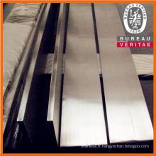 316 acier inoxydable brillant barre plate