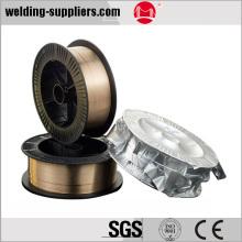 alambres de latón de bronce silicio
