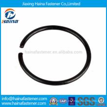 DIN9045 resorte de acero de bloqueo circlips alambre anillo de presión JIS B 2804 con el mejor precio