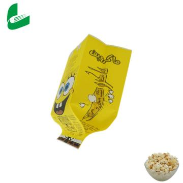 Custom design microwave popcorn bag