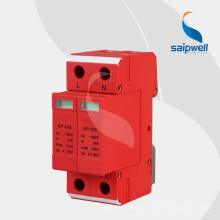 SAIPWELL Высококачественный грозозащитный разрядник 11 кВ, ограничитель перенапряжения 11 кВ, сетевой фильтр