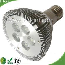 Алюминиевого сплава PAR30 E27 5W светодиодная лампа