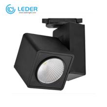 LEDER Silo Black 36W LED Track Light