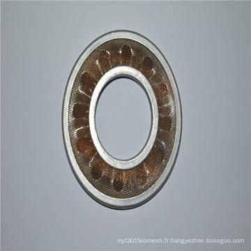 Bassin de filtre en acier inoxydable / bouteille de filtre à eau, cuisine, salle de bains