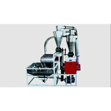 Low Price Table Type Machine with Dual Sieves