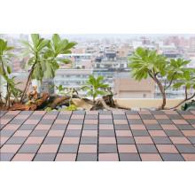 Wood Plastic Composite Decking / DIY Garden Decking / Composite Decking