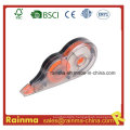 Clear Plastic Correction Tape for Office Supply