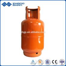 Bouteille de bouteille de gaz GPL en matériau composite entièrement enveloppé de 11 kg à vendre
