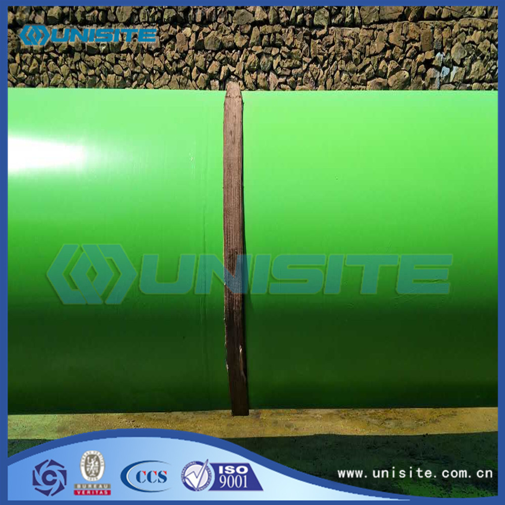Marine Pipe And Piling