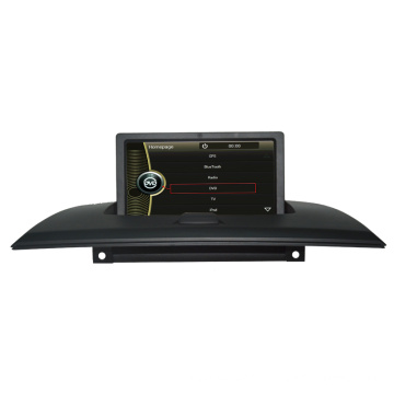 Car Video for BMW X3 E84 GPS DVD Navigation iPod