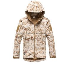 Army Desert Digital Camo Softshell étanche et respirant
